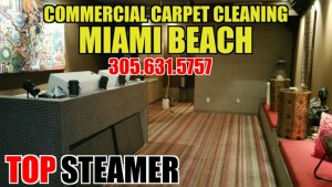 Commercial Carpet Cleaning Miami Beach
